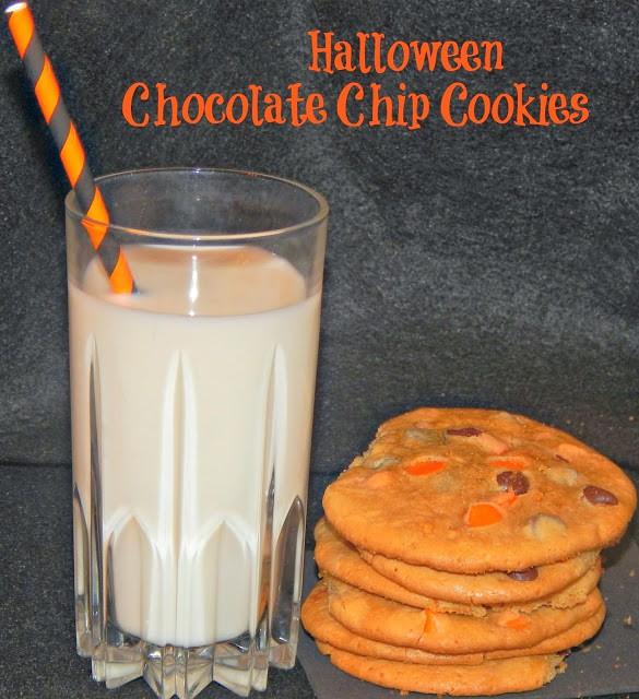 Nestle Toll House Halloween Chocolate Chip Cookies - This ...