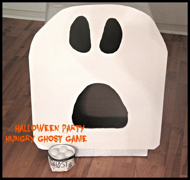 Crafts Halloween Ghost Game Ghost Craft Halloween Throw Game Kids