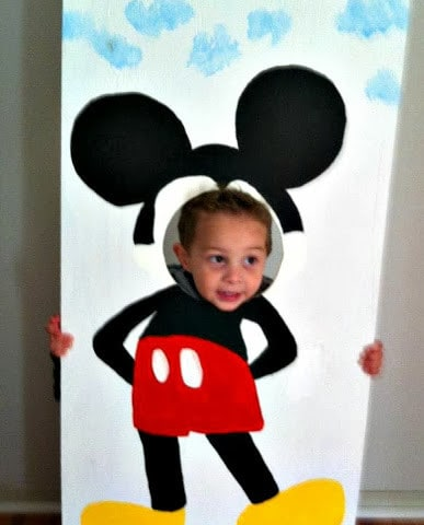 Mickey-Cut-Out