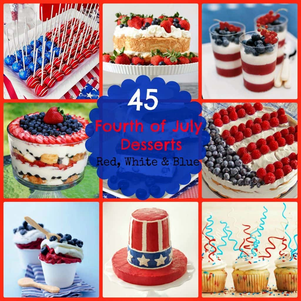 Independence Day Treats, 4th of July Desserts, Independence Day Desserts, Fourth of July, Treats, Desserts, Cakes, Pies, Cupcakes