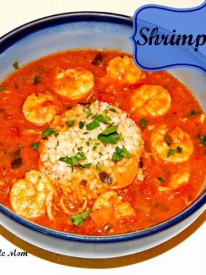 How to Cook Shrimp Creole