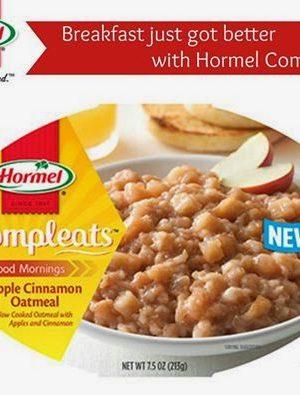 Hormel Compleats  #HormelFamily
