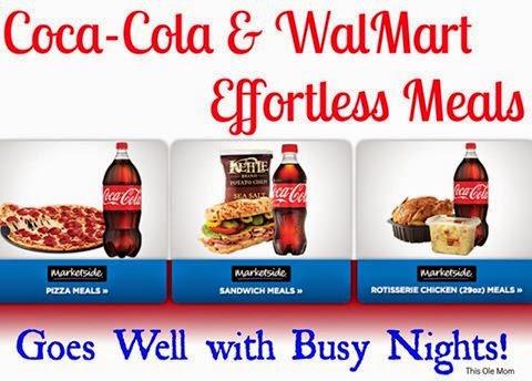 Coca-Cola, Walmart, Effortless Meals, Dinner Ideas, Quick Meals