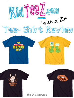 KidTeez  Review