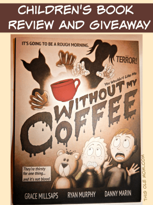 You Wouldn't Like Me Without My Coffee ~ Book Review & Giveaway