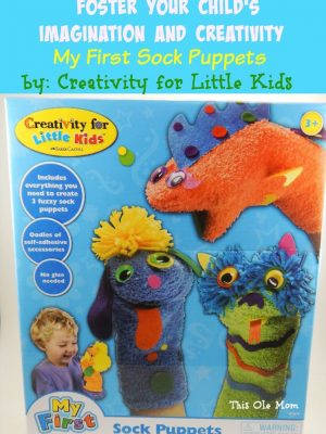 Foster Your Child's Imagination and Creativity