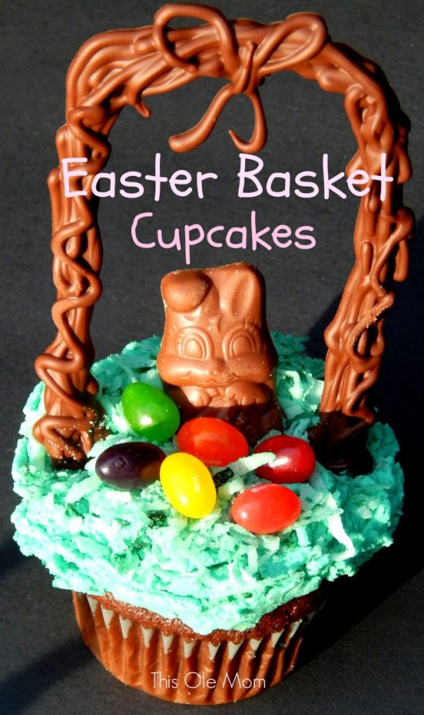 Easter Treats, cupcakes, Easter Cupcakes, Bunny Cupcakes, Easter Rabbit Cupcakes, Easter Bunny Treats, Easter Recipes, Easter Desserts