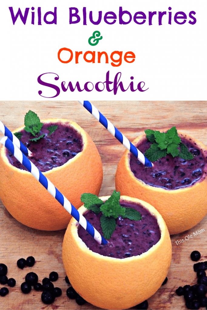 Wild Blueberries, Smoothie Recipe, Bloggers Only Contest, Wild Blueberry Smoothie, Greek Yogurt Smoothie, Healthy Smoothies, Wild Blueberry Review