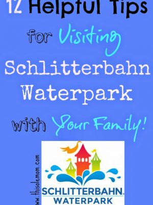 12 Helpful Tips for Visiting Schlitterbahn Waterpark with Your Family