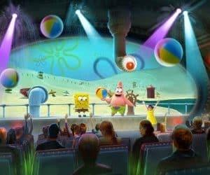 Moody Gardens SpongeBob SubPants Adventure Lets Guest Choose Their Own Underwater Adventure : Beginning This Memorial Weekend