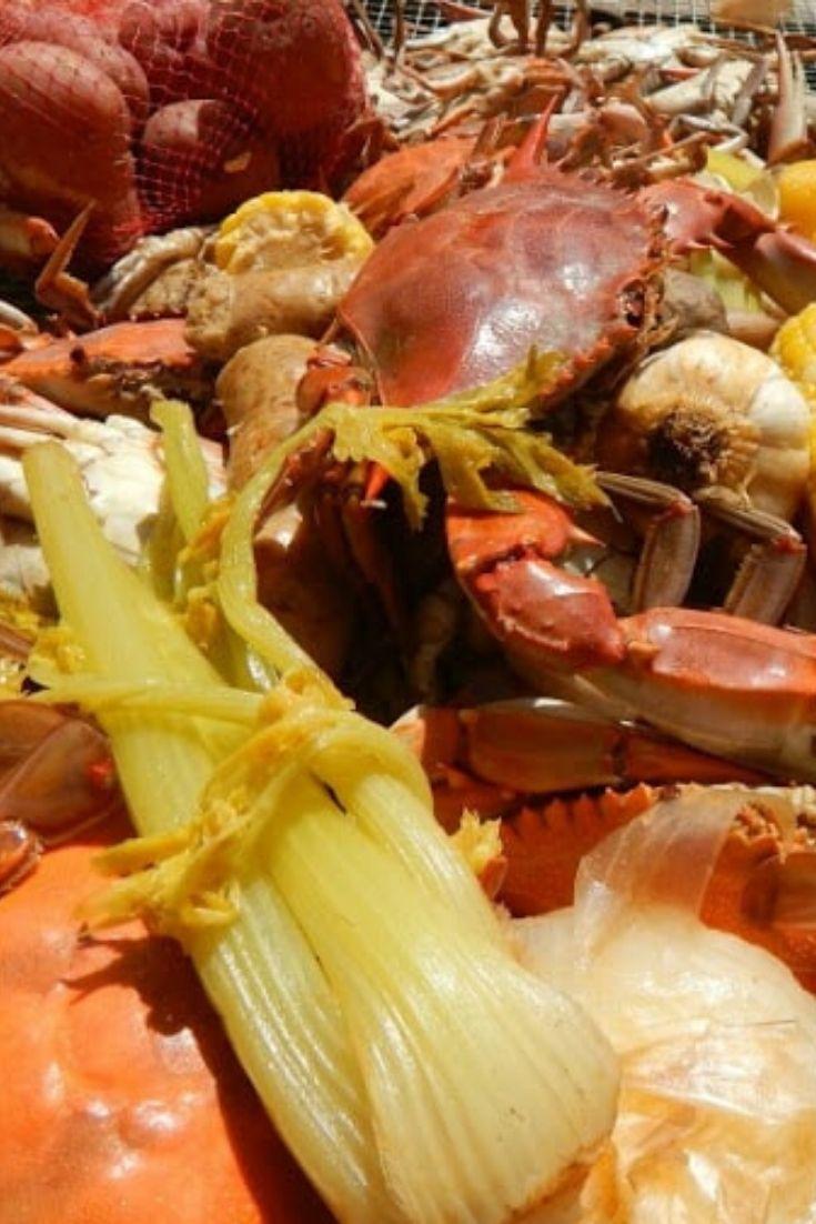 Louisiana Crab Boil