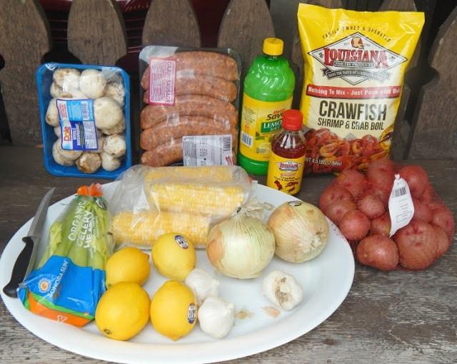 Louisiana Crab Boil Recipe This Ole Mom