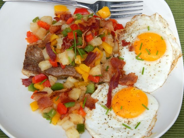Open blue cobia fish brunch for two this ole mom for Cobia fish recipe