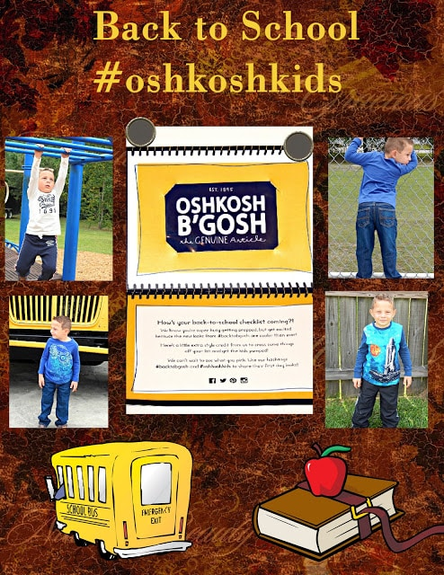 Back to School Shopping at OshKosh, Boys Clothes at OshKosh B'gosh, Great Styles at OshKosh for kids, Kids Clothing at OshKosh