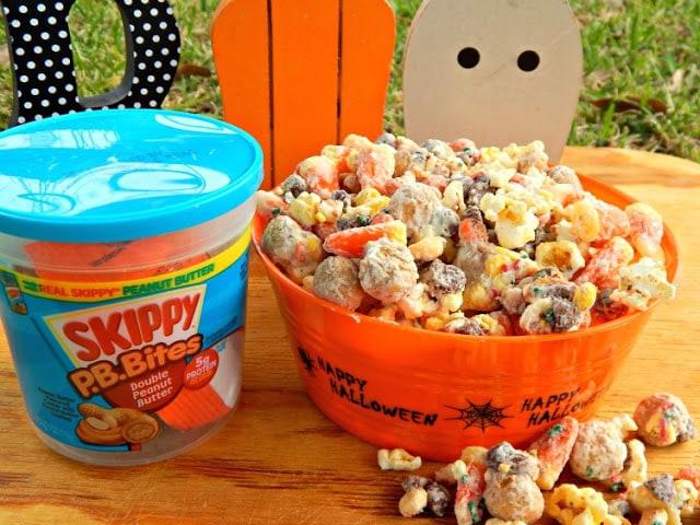 Monster Munch Halloween Party Mix