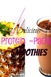 Delicious Protein Packed Smoothie Recipes