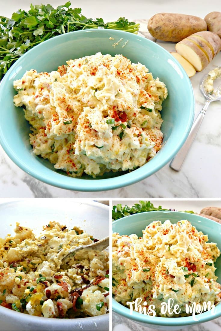 Best Potato salad Recipe I have made