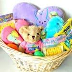 Kids Easter Gift Basket Idea
