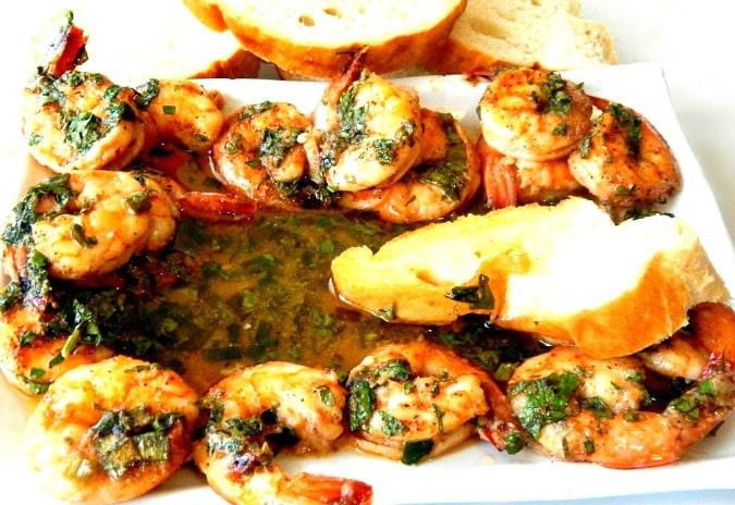 Jaked Up Cajun Shrimp Recipe