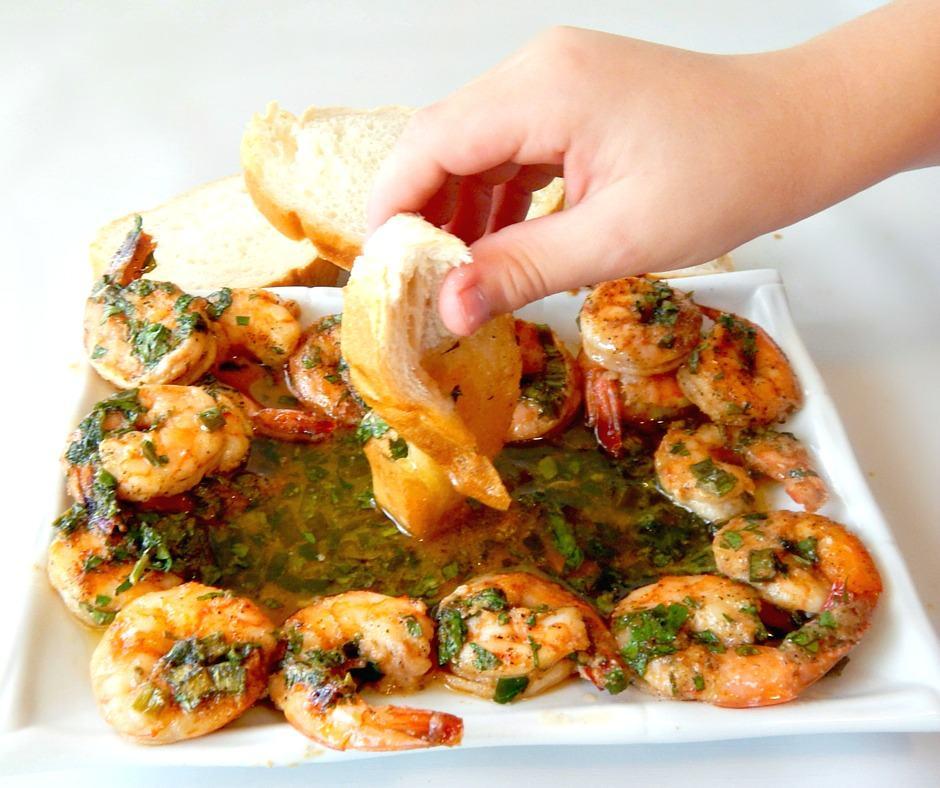 Cajun Shrimp Appetizer