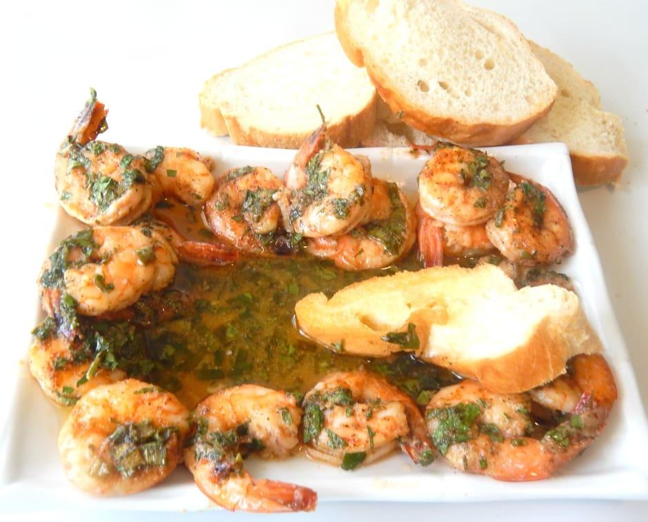 Cajun Season Bourbon Shrimp