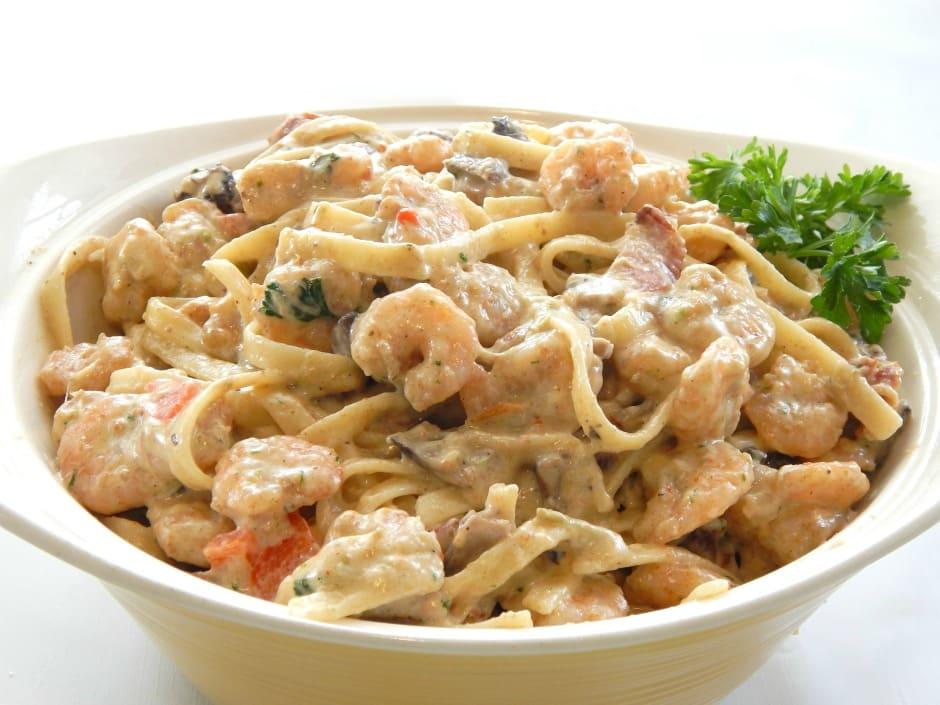 Cajun Creamy Pasta