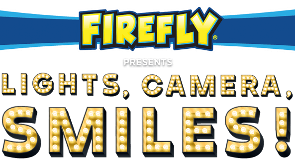 Firefly Lights, Camera, Smile Contest