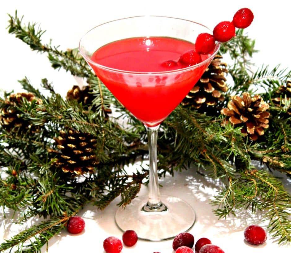 Cape Cod Select Premium Cranberries Martini