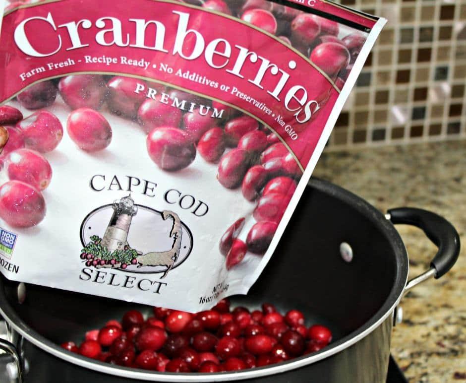 Cape Cod Select Premium Frozen Cranberries