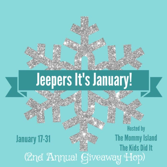 2nd Annual Jeepers It's January Blog Hop