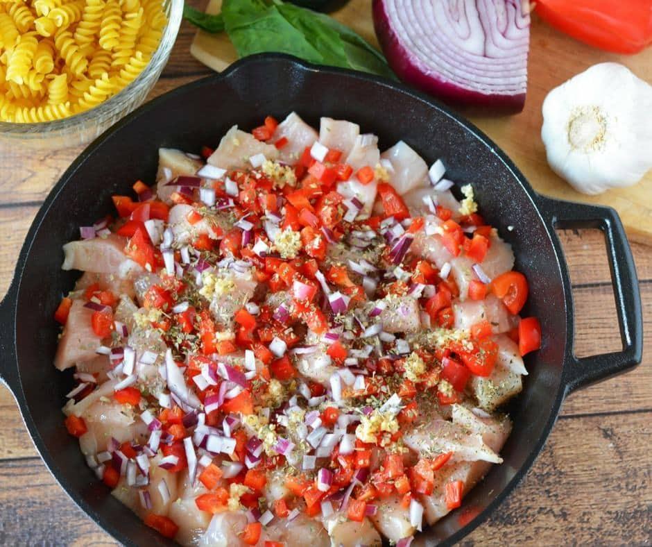 Chicken Rotini