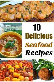 10 Delicious Seafood Recipes