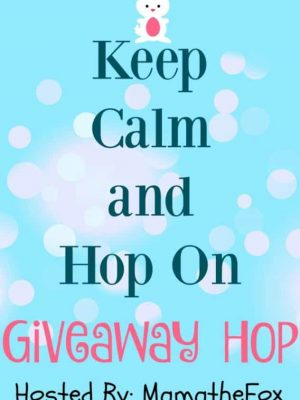 2nd Annual Keep Calm and Hop On Giveaway Hop