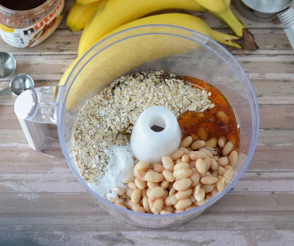 Gluten Free Bars Ingredients