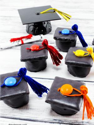 Fun Graduation Caps Recipe
