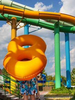 10 Best Water Parks for Kids