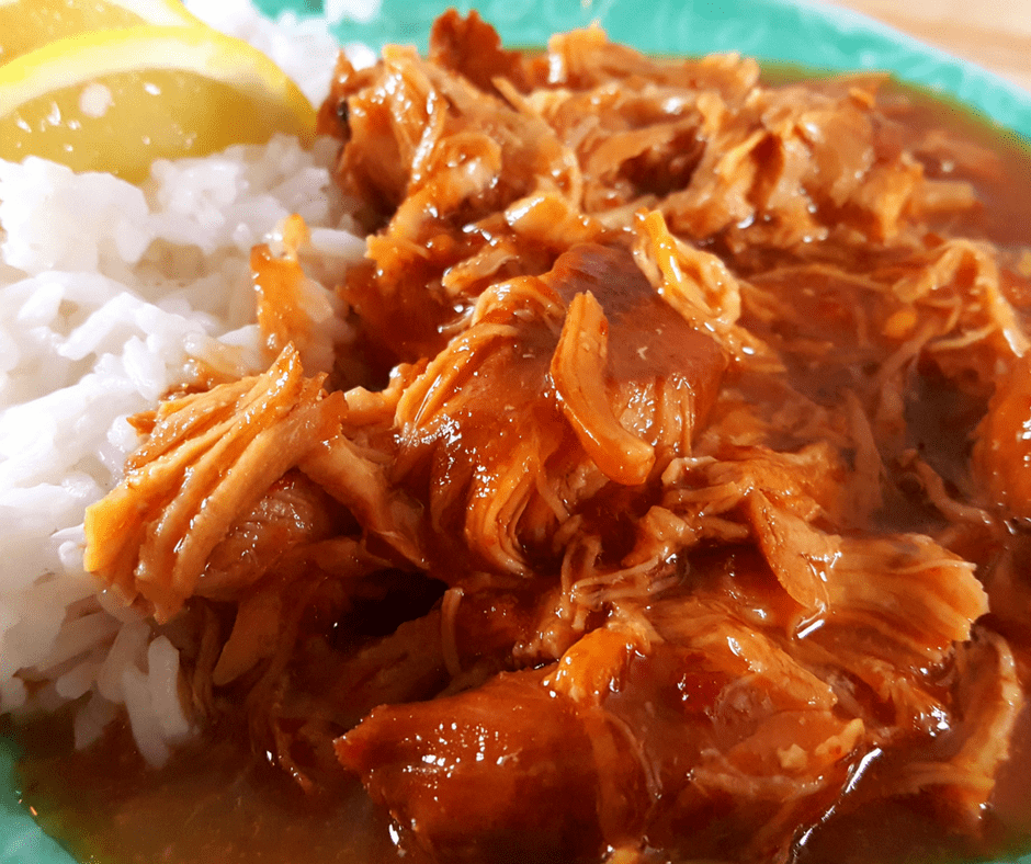 Instant Pot Bourbon Chicken Recipe