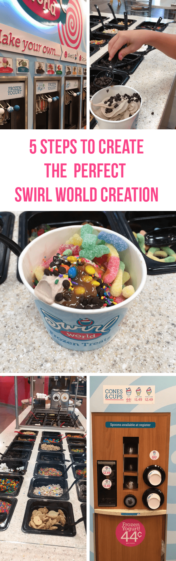 5 Steps To Create The Perfect Swirl World Creation
