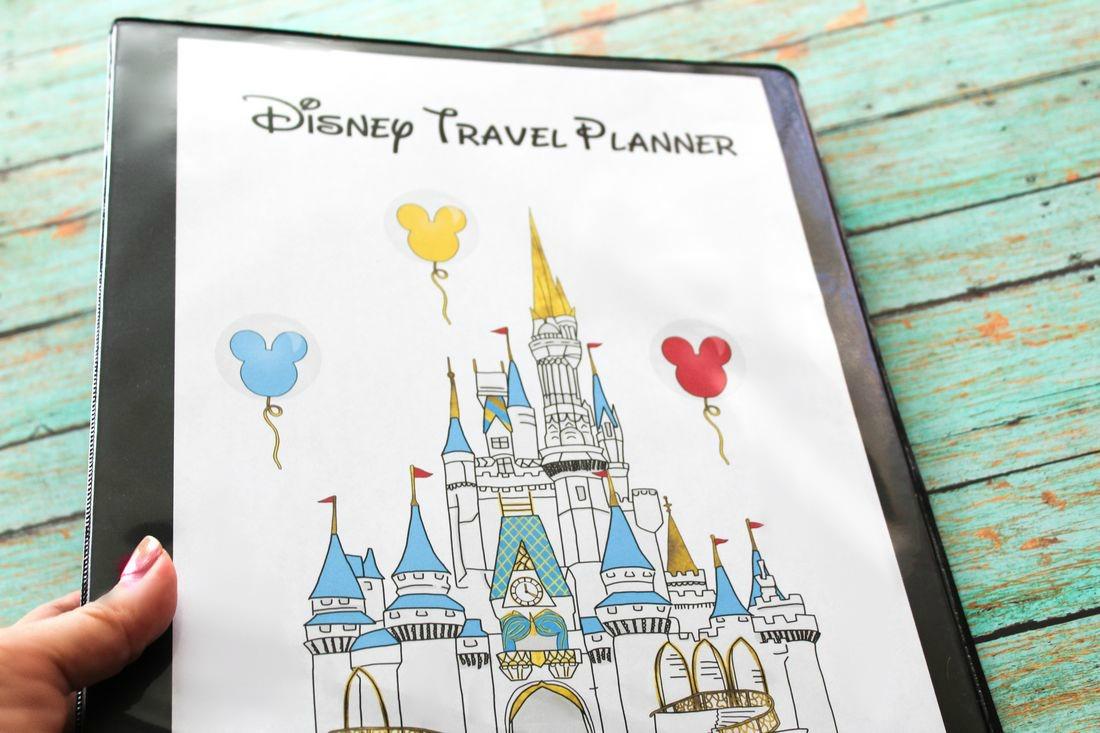 Disney Travel Planner