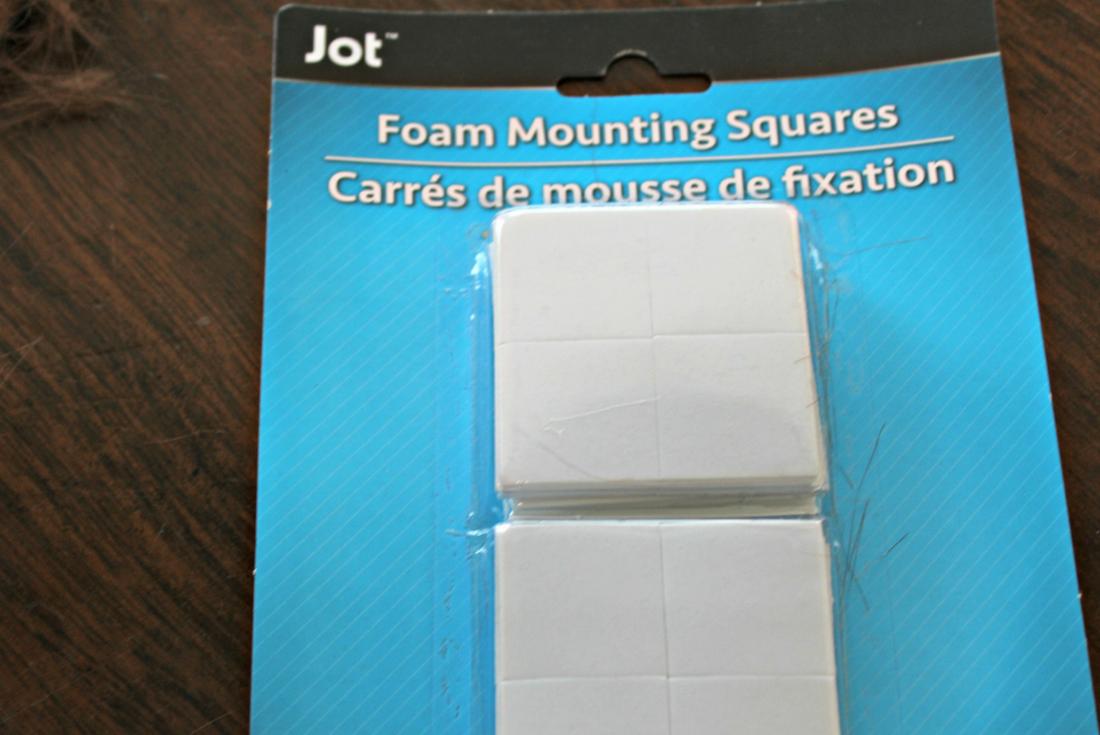Foam Squares