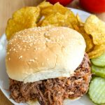 Instant Pot Apple Pulled Pork