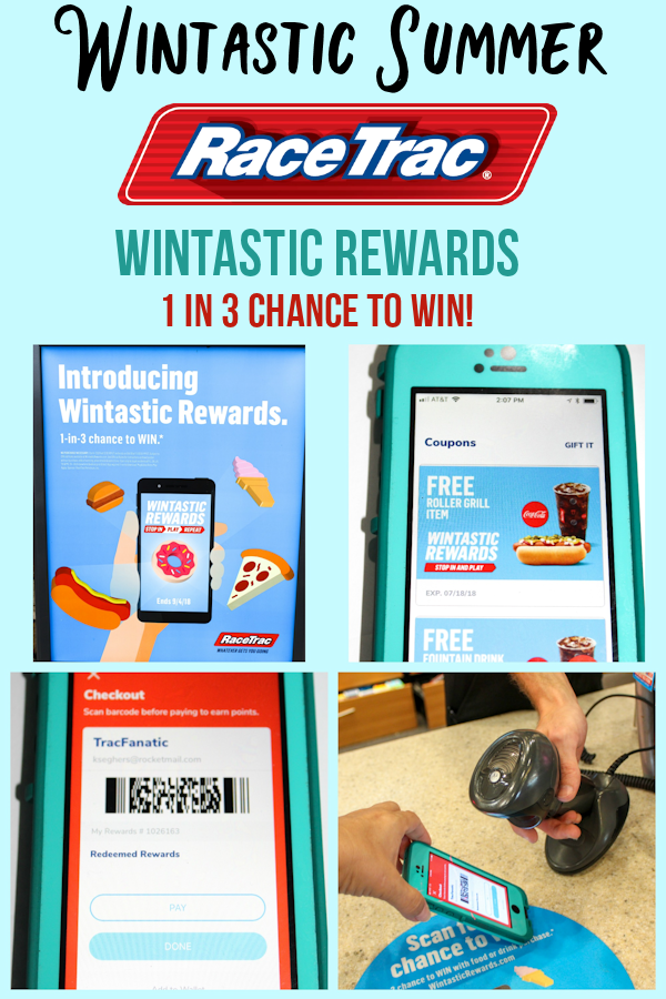 Wintastic Rewards At RaceTrac