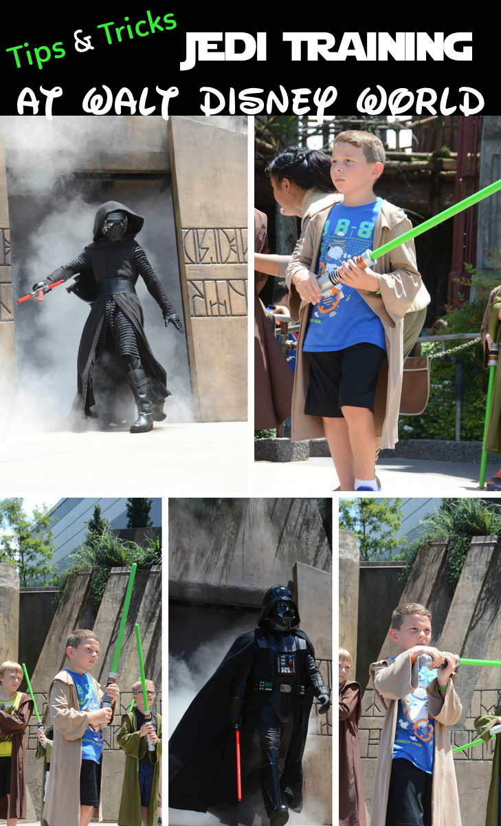 Tips and Tricks for Jedi Training at Walt Disney World