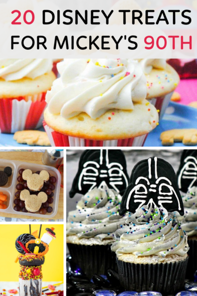 20 Disney Treats For Mickey's 90TH
