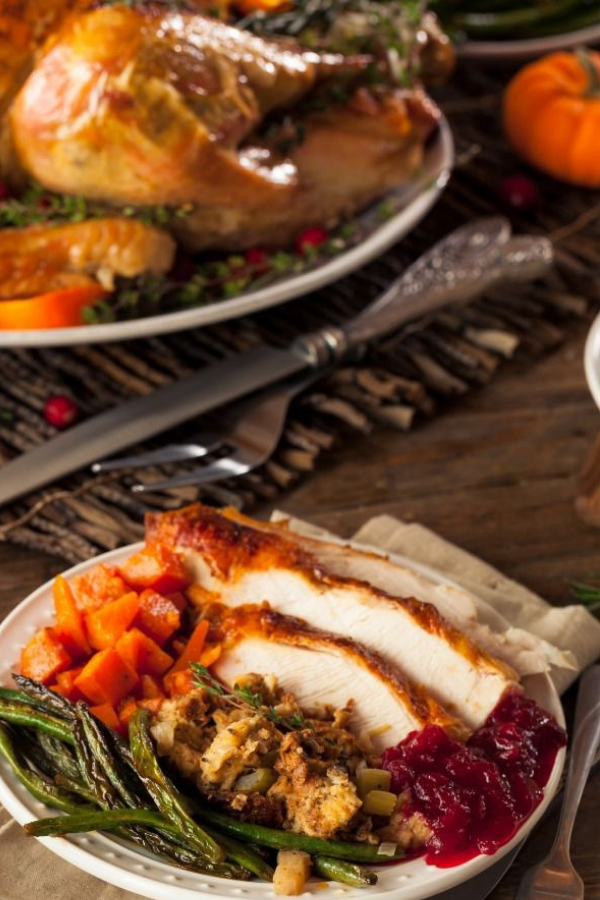 Where To Eat Thanksgiving Dinner In Pigeon Forge