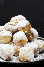 Easy Biscuit Beignets