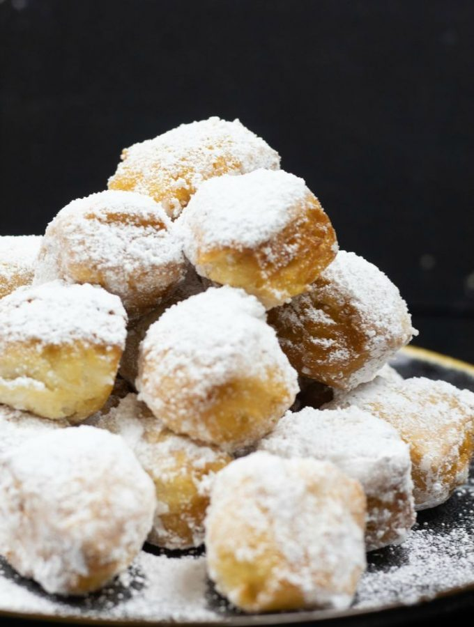 Easy Biscuit Beignets