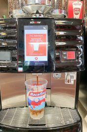 RaceTrac Bean To Cup Coffee Machines