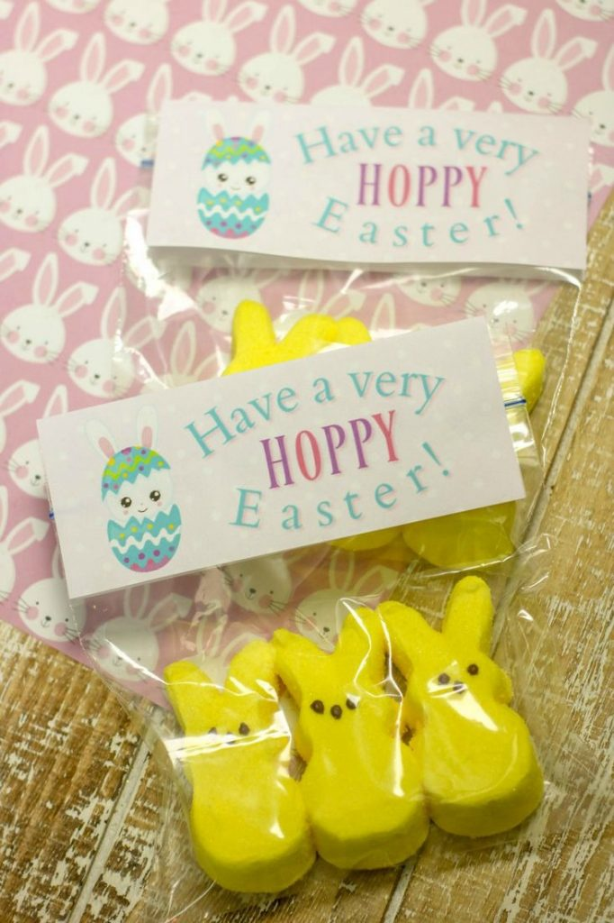 photo about Printable Bag Toppers named Easter Printable Bag Toppers - This Ole Mother