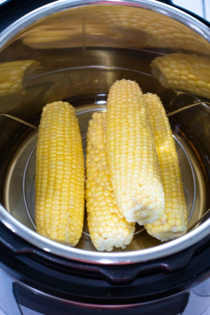 Instant Pot Cajun Corn on the Cob